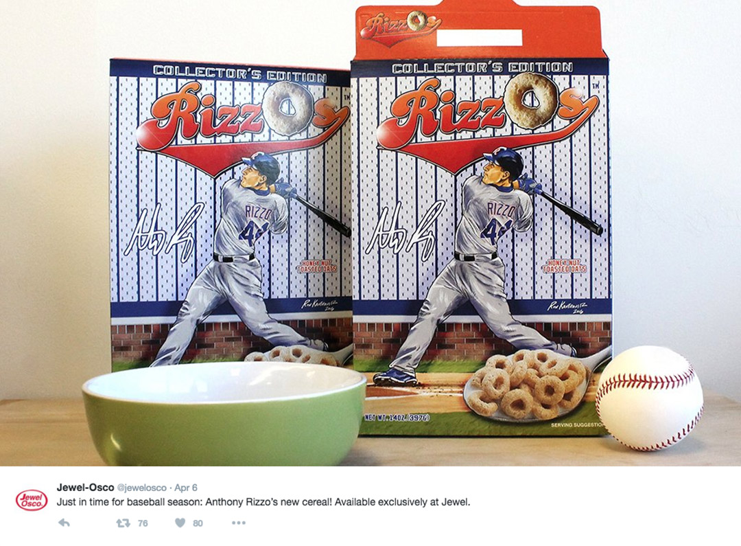 RIZZOS-CEREAL