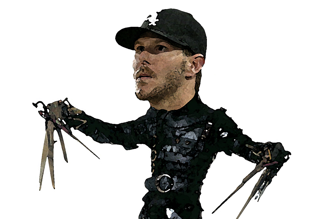 CHRIS-SALE-SCISSORHANDS